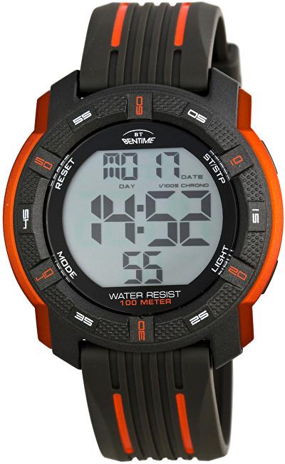 Bentime Pánské digitální hodinky 005-YP16692-03