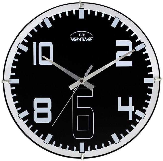 Bentime Nástěnné hodiny H07-F6235B3