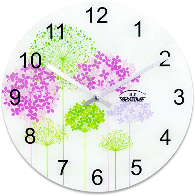 Bentime Nástěnné hodiny H16-AR295-W3