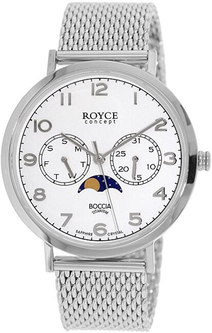 Boccia Titanium Royce 3612-04