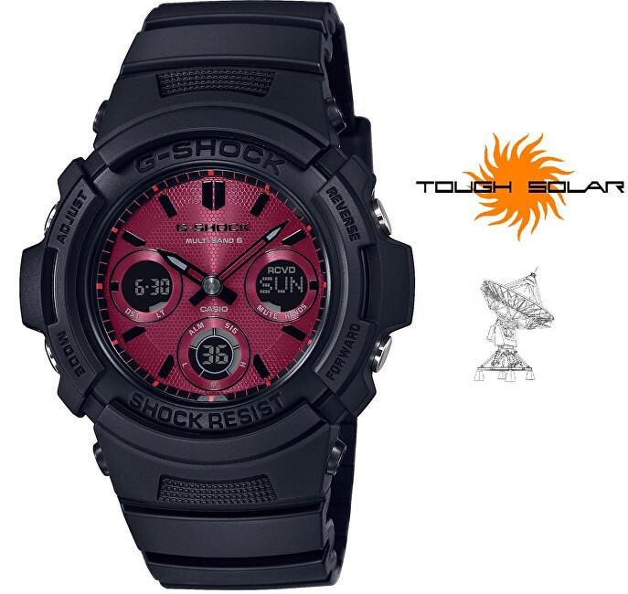 Casio G-Shock AWG-M100SAR-1AER (445)