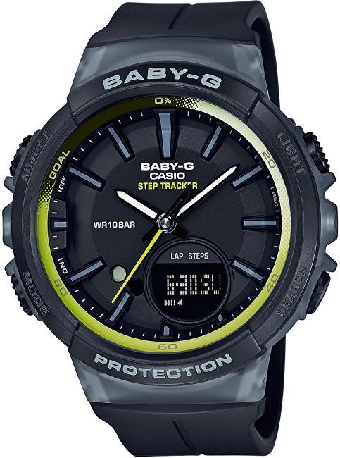 Casio BABY-G Step tracker BGS 100-1A