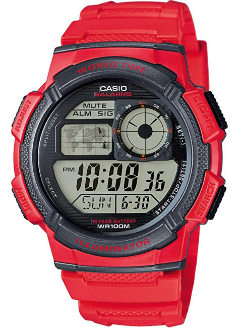 Casio Collection AE 1000W-4A