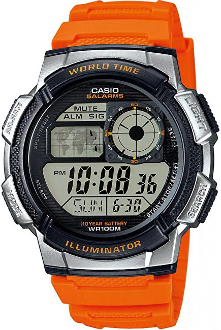 Casio Collection AE 1000W-4B