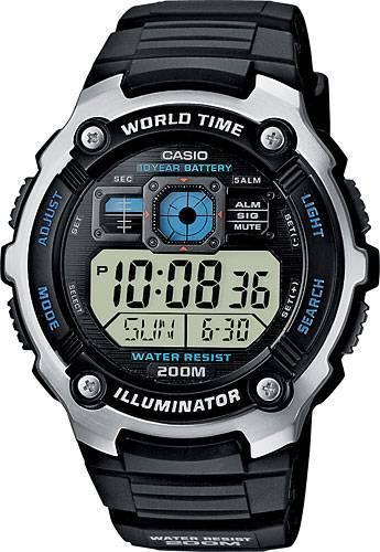 Casio Collection AE-2000W-1AVEF
