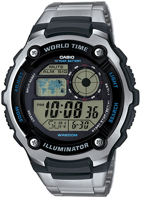 Casio Collection AE 2100WD-1A