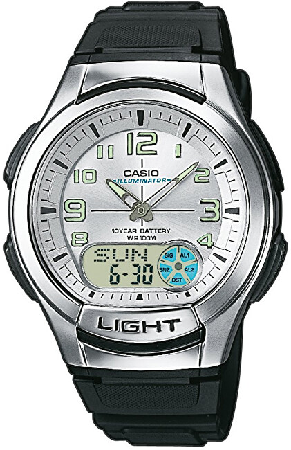 Casio Collection AQ-180W-7BVEF