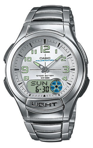 Casio Collection AQ-180WD-7BVEF