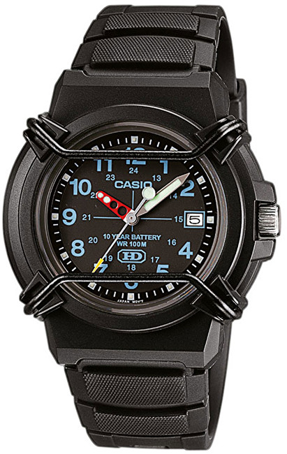 Casio Collection HDA-600B-1BVEF