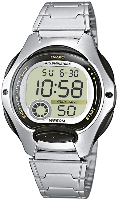 Casio Collection LW-200D-1AVEF