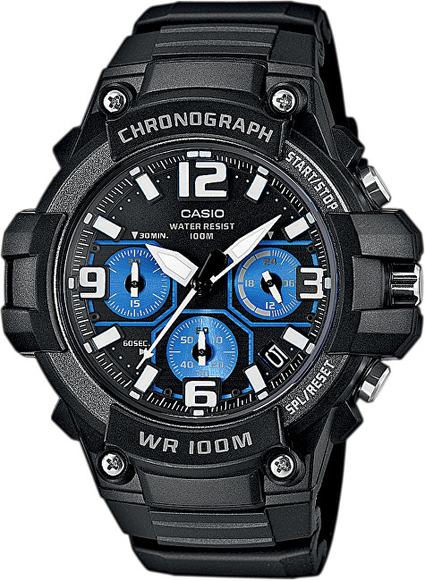 Casio Collection MCW 100H-1A2