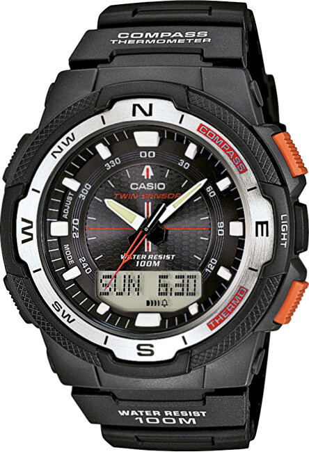 Casio Collection SGW-500H-1B