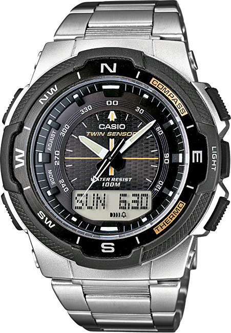 Casio Collection SGW-500HD-1B