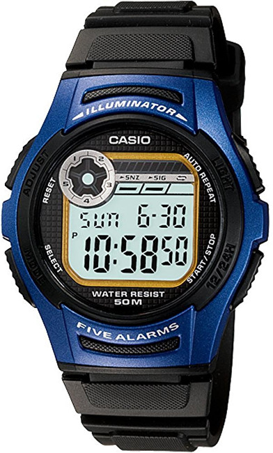 Casio Collection W-213-2AVEF
