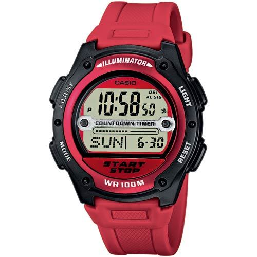 Casio Collection W-756-4AVEF