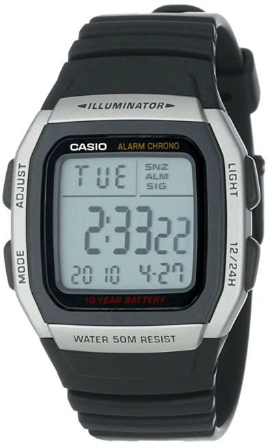 Casio Collection W-96H-1AVEF