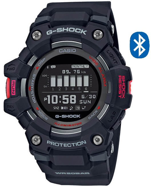 Casio G-Shock Bluetooth GBD-100-1ER (644)