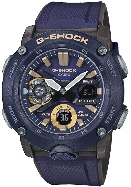 Casio G-Shock Carbon Core Guard GA-2000-2AER (633)