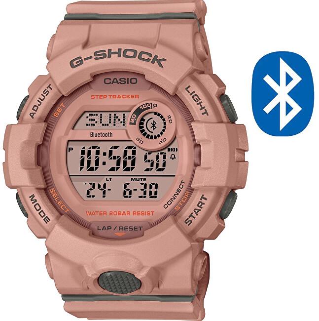 Casio G-Shock G-Squad Bluetooth Step Tracker GMD-B800SU-4ER (626)