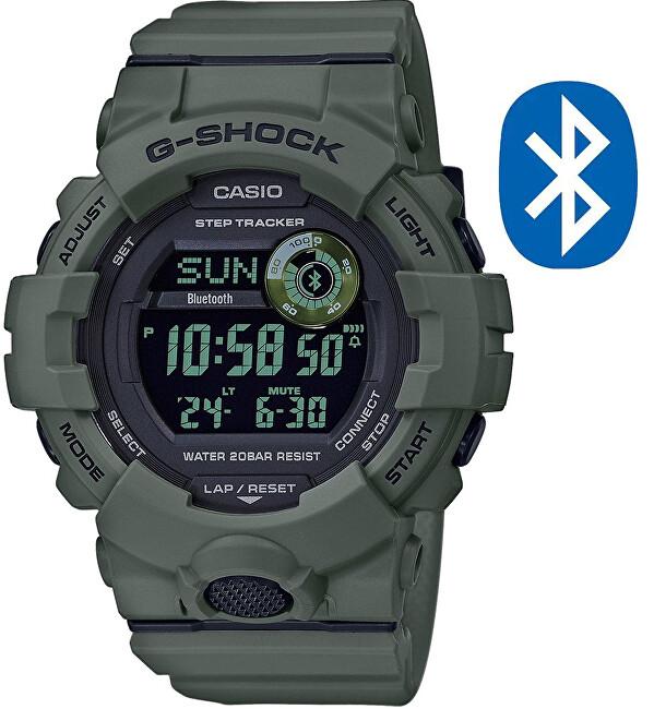 Casio G-Shock Step Tracker GBD-800UC-3ER CASIO (626)