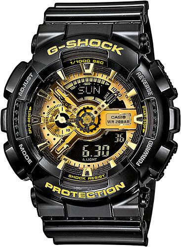 Casio G-Shock GA-110GB-1AER (411)