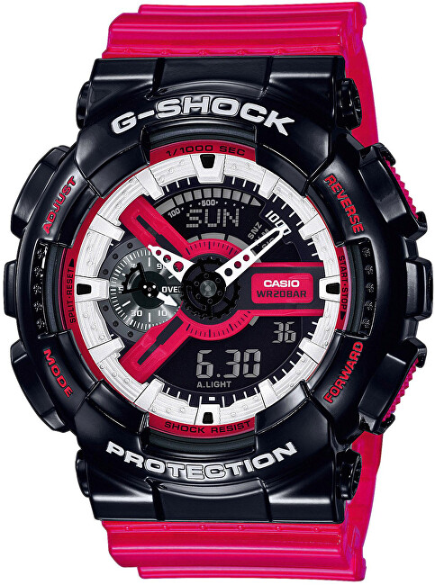 Casio G-shock GA-110RB-1AER (411)