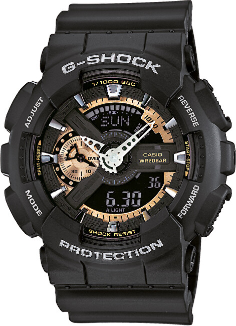 Casio G-Shock GA-110RG-1A (411)