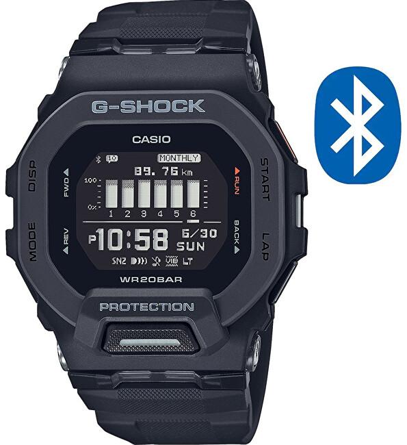 Casio G-Shock G-SQUAD GBD-200-1ER (000)