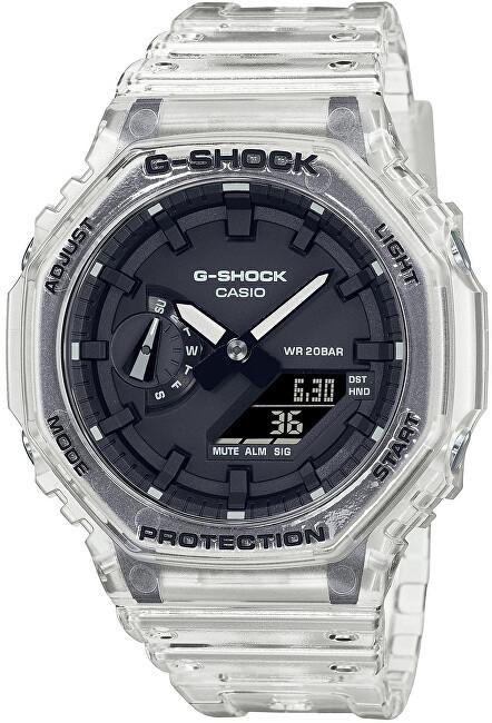 Casio G-Shock Original Carbon Core Guard GA-2100SKE-7AER (619)