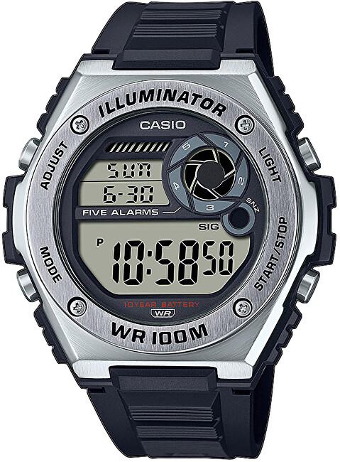 Casio Sport MWD-100H-1AVEF (247)