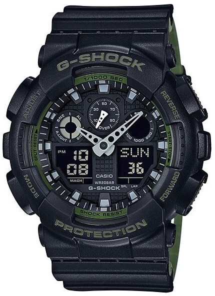 Casio The G/G-Shock GA-100L-1A