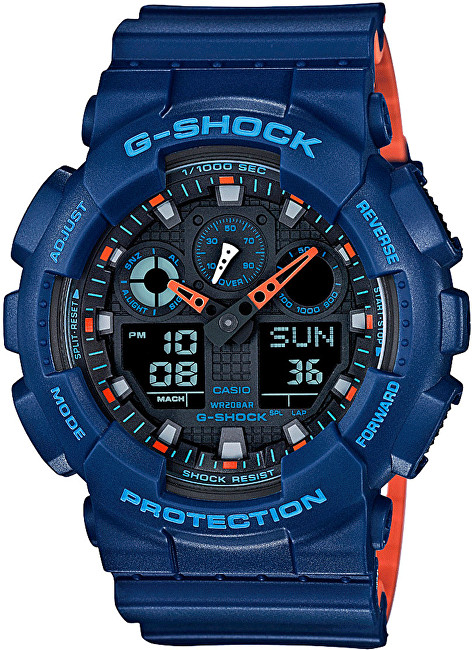 Casio The G/G-SHOCK GA 100L-2A