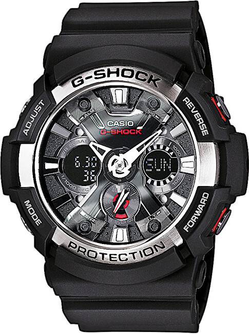 Casio The G/G-SHOCK GA-200-1A