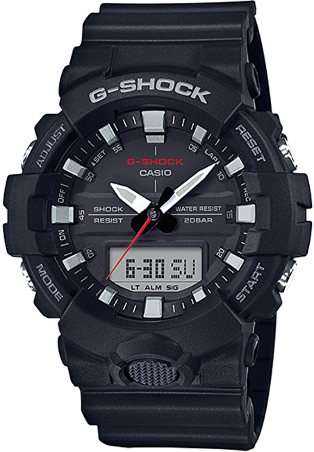 Casio The G/G-SHOCK GA 800-1A