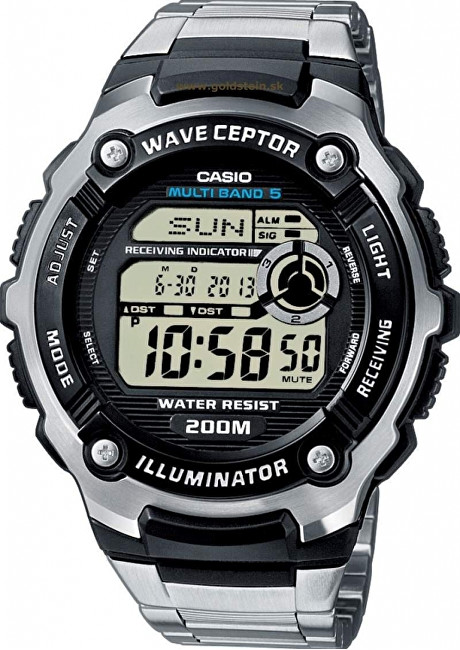Casio Wave Ceptor WV-200D-1AVER