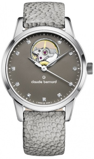 Claude Bernard Open Heart Automatic 85018 3 TAPN1