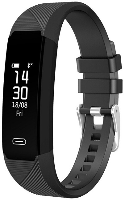 Cube1 Smart band LY118 Black - SLEVA IV