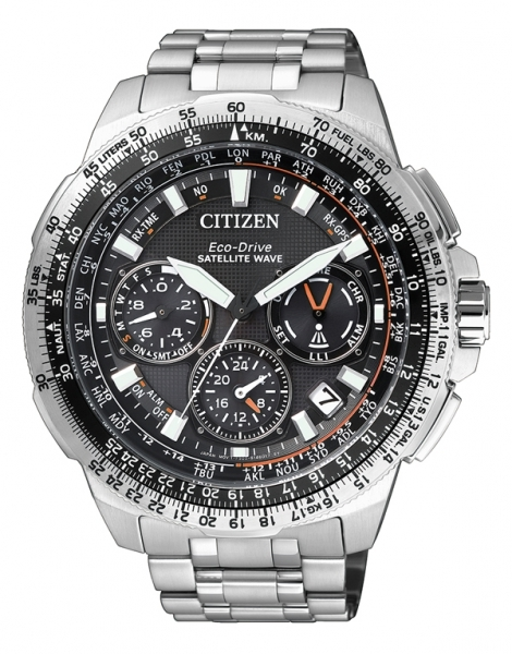 Citizen Eco-Drive Satellite Wave CC9020-54E