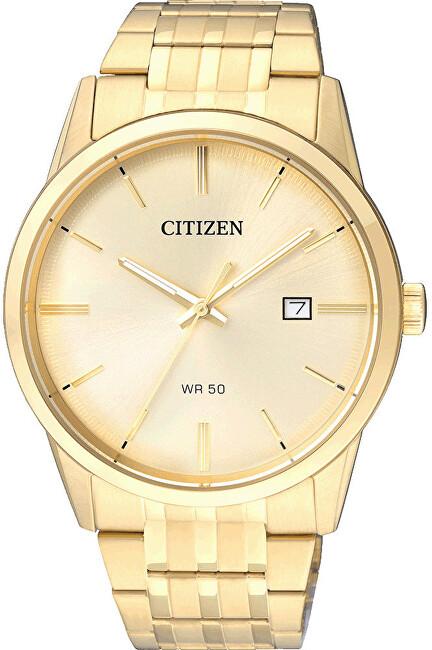 Citizen Eco-Drive Basic Quartz BI5002-57P