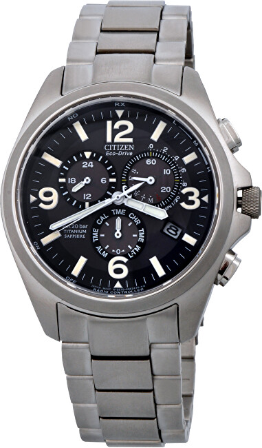 Citizen  Eco-Drive Chrono Radiocontrolled Eco-Drive AS4030-59E