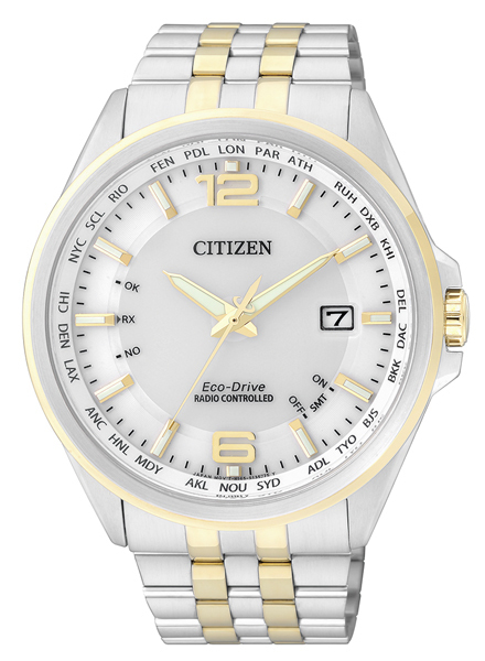 Citizen Eco-Drive Radiocontrolled CB0016-57A