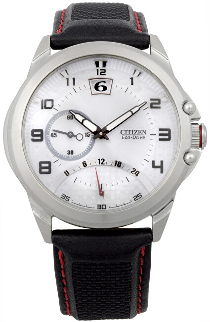 Citizen  Eco-Drive Retrograde BR0116-04B