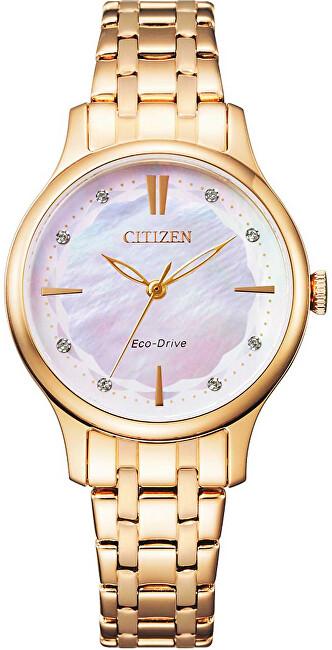 Citizen Elegance Eco-Drive EM0893-87Y
