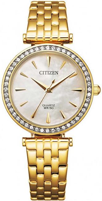 Citizen Quartz Swarovski ER0212-50Y