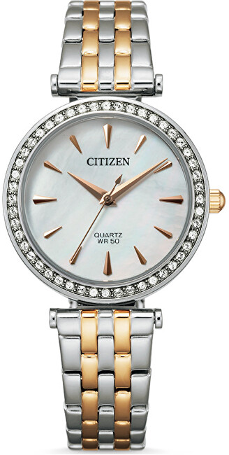 Citizen Quartz Swarovski ER0216-59D