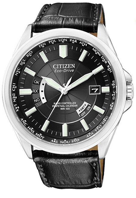 Citizen Global RADIOCONTROLLED CB0010-02E