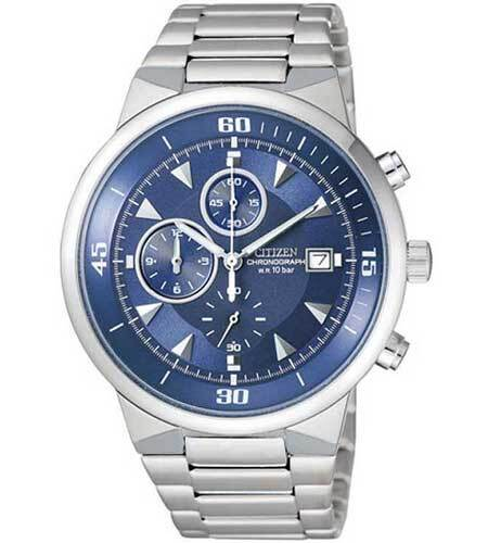 Citizen  Mechanické Sport AN3371-54L