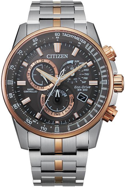 Citizen Radio Controlled Eco-Drive CB5886-58H