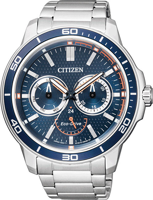 Citizen Sport Eco-Drive BU2040-56L