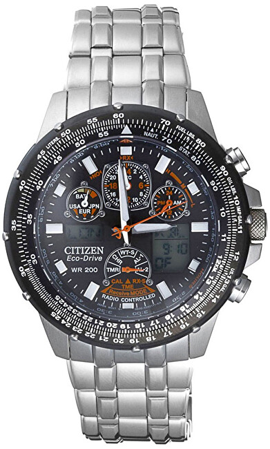 Citizen Super Skyhawk JY0080-62E